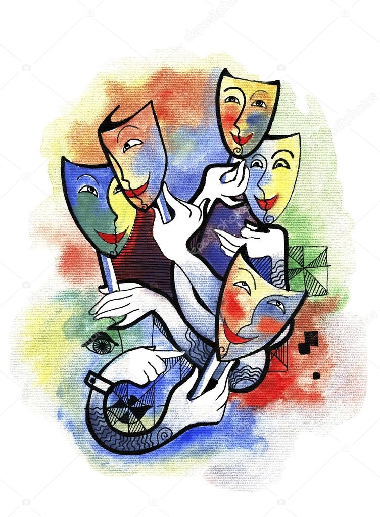 depositphotos_25491121-stock-photo-theater-masks-in-abstract-style